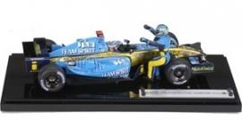 Renault R25 F1 Constructors Champions - Hotwheels 1:18