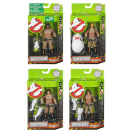 Ghostbusters - all 4 figures - Patty Erin Abby and Jillian