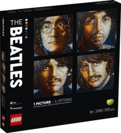 Lego 31198 The Beatles - Lego Art