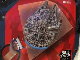 Star Wars vlieger - Millennium Falcon