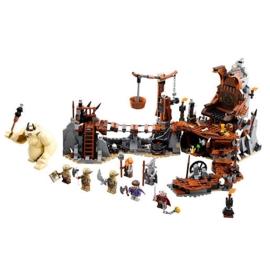 Lego 79010 De Goblinkoning veldslag / The Goblin King Battle - The Hobbit
