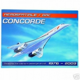 Metalen Plaat Concorde 30x40 cm