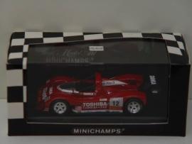 Ferrari 333 SP Le Mans 1998 - Minichamps 1:43