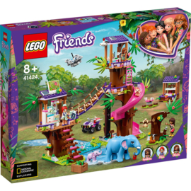Lego 41424 Jungle Reddingsbasis - Lego Friends