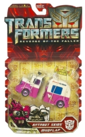 Skids / Mudflap Ice Cream Truck - Revenge of the Fallen - Deluxe Class