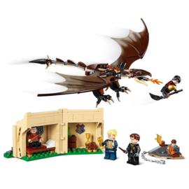 Lego 75946 - Hongaarse Hoornstaart Toverschool Toernooi - Lego Harry Potter