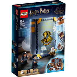 Lego 76385 - Zweinstein Moment: Toverspreukenles - Lego Harry Potter