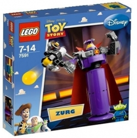 Lego 7591 Toy Story - Construct a Zurg