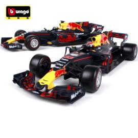 Red Bull Racing  RB13 M. Verstappen 2017 - Bburago 1:18