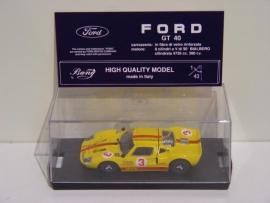 Ford GT 40 Le Castellet - Bang 1:43