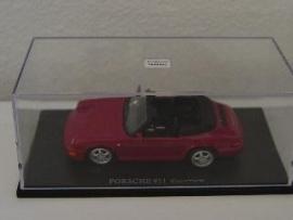 Porsche 911 cabriolet - Universal Hobbies 1:43