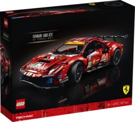 Lego 42125 Ferrari 488 GTE AF Corse #51 - Lego Technic