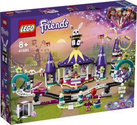 Lego 41685 Magische Kermisachtbaan - Lego Friends