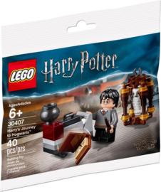 Lego 30407 - Harry's reis naar Zweinstein - Lego Harry Potter