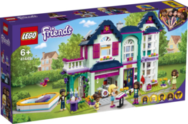 Lego 41449 Andrea's Familiehuis - Lego Friends