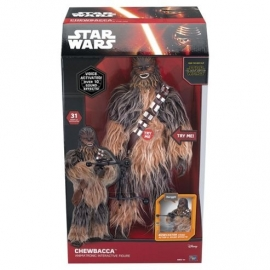 Star Wars Episode VII Interactive Chewbacca 44cm