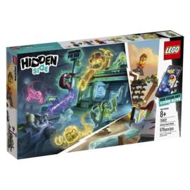 Lego 70422 Aanval op het Garnalententje - Hidden Side