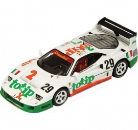 Ferrari F40 Le Mans #29 Totip - Ferrari Collection Models 1:43