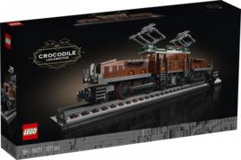 Lego 10277 Crocodile Locomotive - Lego Creator Expert