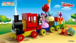 Duplo Lego 10597 - Mickey & Minnie verjaardagsoptocht