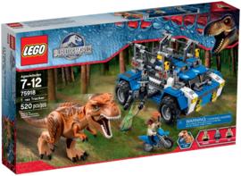 Lego 75918 Jurassic World T-Rex Spoorzoeker
