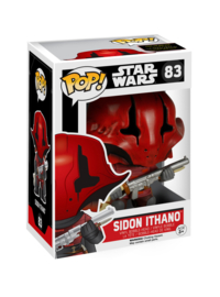 Funko Star Wars Vinyl Bobble-Head - Sidon Ithano