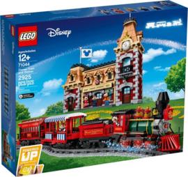 Lego 71044 Disney Trein en Station - Lego Disney
