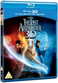 The Last Airbender - Blu Ray 3D