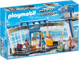 Playmobil 5338 - Luchthaven met verkeerstoren