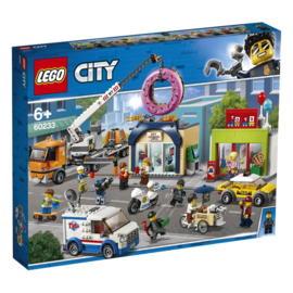 Lego 60233 Opening Donutwinkel