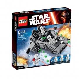 Lego 75100 First Order Snowspeeder