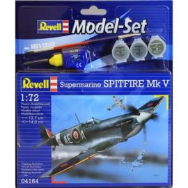 Supermarine Spitfire Mk V bouwdoos set - Revell 1:72
