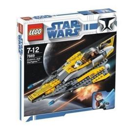Anakin`s Starfighter 7669