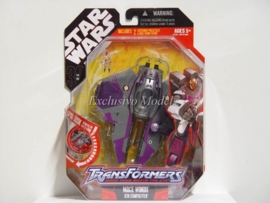 Mace Windu - Transformers Star Wars