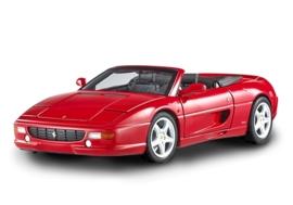 Ferrari 355 F355 spider - Hotwheels Elite 1:18