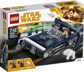 Lego 75209 Han Solo Landspeeder