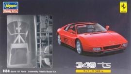 Ferrari 348 TS bouwdoos - Hasegawa 1:24