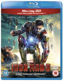 Iron Man 3 - Blu Ray 3D