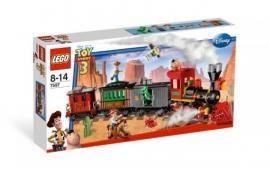 Lego 7597 Toy Story - Wild West treinachtervolging