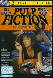 Pulp Fiction special 2 disc edition - DVD