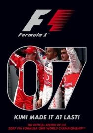 Formule 1 Seizoen 2007 - DVD (Engelse versie)