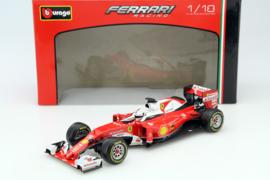 Ferrari SF16  F1 2016 Sebastian Vettel Bburago 1:18