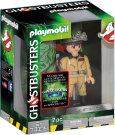 Playmobil 70174 - Raymond Stantz Ghostbusters Collector's Edition