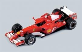 Ferrari 248 F1 2006 M. Schumacher - Redline 1:24