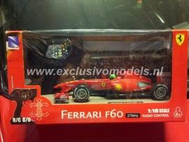 Ferrari F60 F1 2009 G. Fisichella - NewRay 1:18