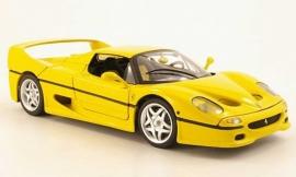 Ferrari F50 - Hotwheels 1:18