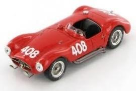 Maserati A6 GCS Giro Di Sicilia 1955 - Bang 1:43