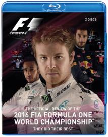 Formule 1 Seizoen 2016 - Blu-Ray 2 disc set (Nederlandse versie)