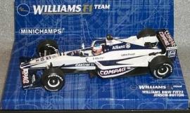Williams BMW FW22 J. Button - Minichamps 1:43