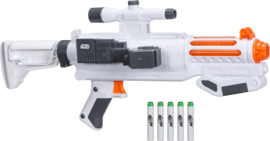 Nerf Star Wars The Last Jedi Captain Phasma Blaster
